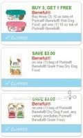 **NEW Printable Coupons** 3 Beneful Coupons Pre-Clipped for You!