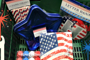 Stock Up for Fourth of July at Dollar Tree!