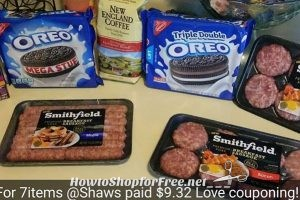 WOW! Look at Everything Jennifer Got for Under $10.00 at Shaw's