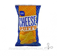 Free Smart Sense Cheese Puffs with the Kmart App!