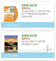 **NEW Printable Coupons** 2 OFF! Coupons Pre-Clipped for You