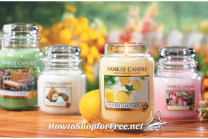Buy One, Get TWO Free Yankee Candles, with Coupon! (thru 6/28)