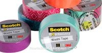 Scotch Expressions Washi Tape, Up to 5 FREE+MM @ Dollar Tree!