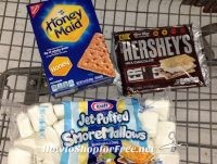 Snag Your S'mores Ingredients at Walmart for around $5!