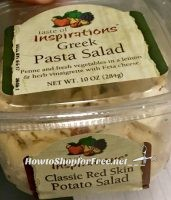 Hannaford Supermarkets *Allergy Alert* Undeclared Milk in Pasta Salad