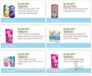 photograph relating to Venus Printable Coupons named Sizzling**Clean Substantial Importance Printable Discount codes** 6 Gillette Venus