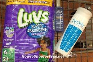 60% Savings on Three Items at Walmart!