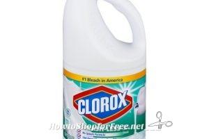 55oz. Clorox Bleach $1.86 @ Walmart, Includes Splash-Less!