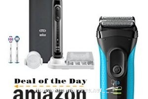 Save 20% on Oral-B & Braun for Father's Day ~Deal of the Day