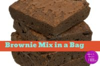 Brownie Mix In A Bag