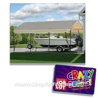 57% OFF Carport-in-a-Box with Crazy Deal!