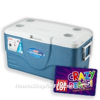 50% OFF Coleman 36 Qt Ultimate X-treme-5 Cooler ~Crazy Deal