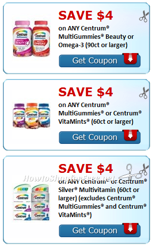 image regarding Centrum Coupon Printable titled $12 within Centrum Qs! How toward Keep For Absolutely free with Kathy Spencer