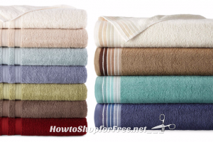Home Expressions™ Bath Towels 7 for $18 from JCP!! ~HOT Deal!