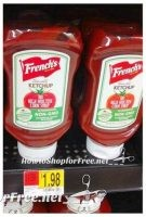 FREE French's Ketchup at Walmart! (or 48¢ for some)