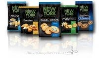New York Style Bagel Crisps and Pita Chips 50 cents at Stop & Shop!!