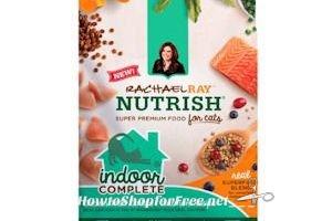 Free Sample of Rachael Ray PEAK Dog Food or Nutrish Cat Food