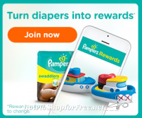Sign Up for Pampers Rewards ~ Get Exclusive Coupons +more!