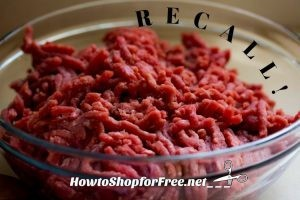 Ground Beef & Beef Primal Cut Products RECALLED Due to Possible E. coli