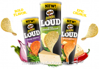 Pringles Loud ONLY $1 at Walmart with HOT New Coupon!