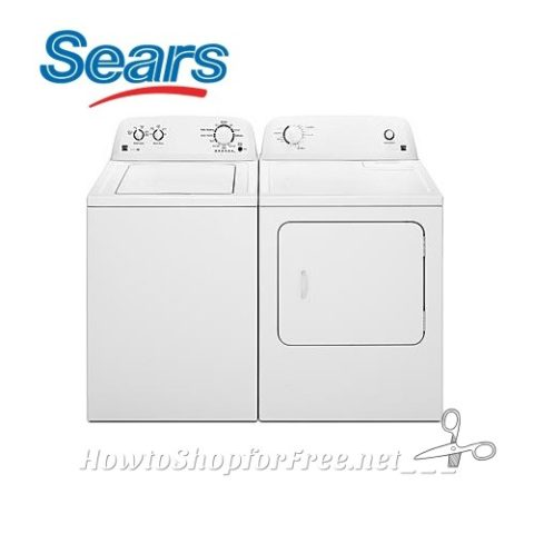 Washer and dryer sets will help you modernize your laundry experience. Sears has high-efficiency washer and dryer bundles that will help you tackle all those piles of dirty clothes quickly. Sears has high-efficiency washer and dryer bundles that will help you tackle all those piles of dirty clothes quickly.