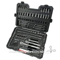Craftsman 216pc. Tool Set 72% OFF!!!