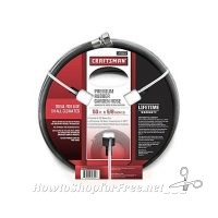 $17.99 Craftsman 5/8″ x 50′ Garden Hose! (Save $17!)