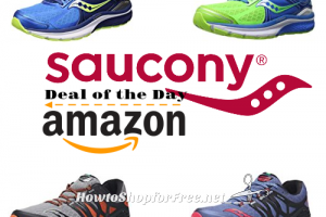 Up to 50% Off Saucony Running Shoes ~Deal of the Day