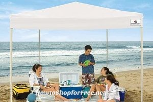 Sportcraft 10'x10′ Instant Canopy 62% OFF!!