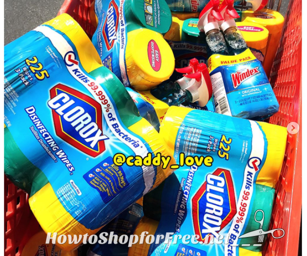 Windex & Clorox Clearance at Staples, from $1.00!!