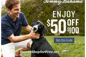 Need a Gift Idea for Dad? PLENTY at Tommy Bahama + Coupon!