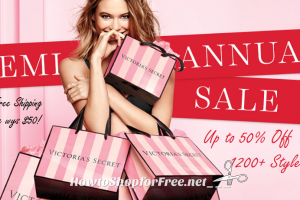 VS Semi Annual Sale ~ Up to 50% OFF 1200+ Styles!