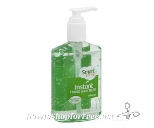 Free Smart Sense Hand Sanitizer with the Kmart App