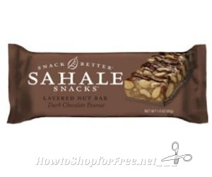 Free Sahale Snacks Bars at Walmart!