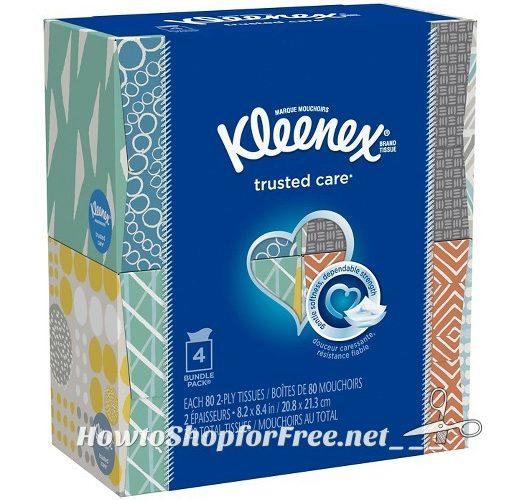 Kleenex Bundle Deal~ Only .80 per box @ Walmart!