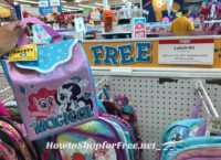 """FREE Lunchbox wyb Backpack at Toys""""R""""Us!"""