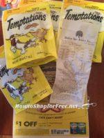 FREE Temptation Treats at Dollar Tree!