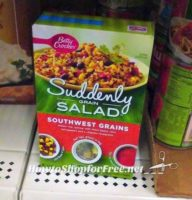 "50¢ Suddenly Salad at Dollar Tree (I Spotted ""Grains"" Variety, YUM!)"