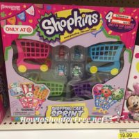 Shopkins Board Game 70% OFF