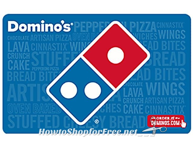 FREE $5 GC wyb Domino's Pizza $25 GC (Email Delivery)