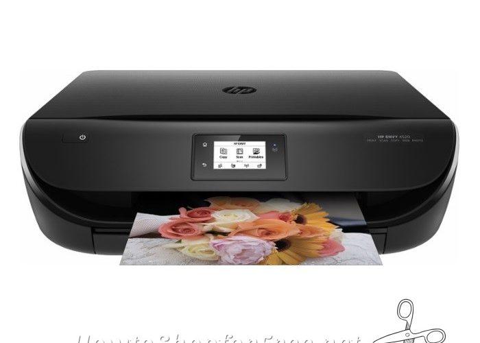 $55 HP ENVY 4520 Wireless Printer! (SAVE $45!)
