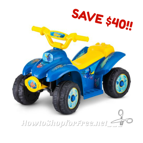 $29 Finding Dory Ride-On!! +Free Store Pickup!