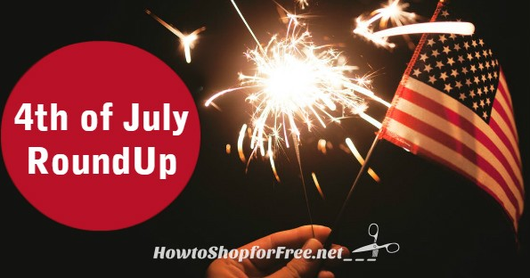2017 Fourth of July Freebies & Deals Round-Up!