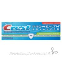 Crest Toothpastes UNDER A BUCK at Walmart!!