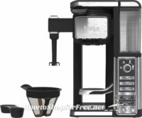 50% OFF Ninja Coffee Bar 1-Cup Coffeemaker, Today Only!