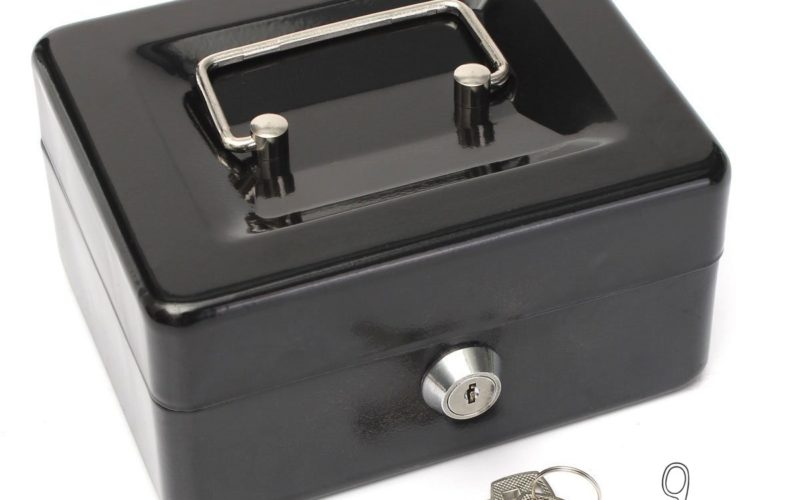 52% OFF Lock Box on Lightning Deal! ~Keep Your Stuff SAFE!!!