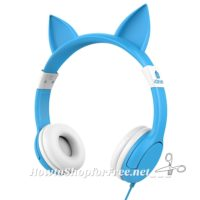 """Wired Kids """"Cat Ear"""" Headphones 63% OFF!! Only $11.99"""