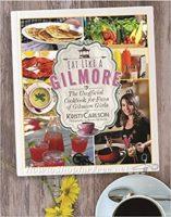 """Gilmore Girls Fans.. """"Eat Like a Gilmore!"""" Cookbook UNDER $12"""