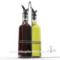 Royal Oil+Vinegar Bottle Set 71% OFF!! ~Prime Day Lightning Deal