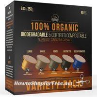 RUN~ 50ct. Kiss Me Organics K-Cups FOR 39¢!!!!